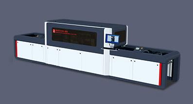 B2 数码局部UV冷烫印一体机